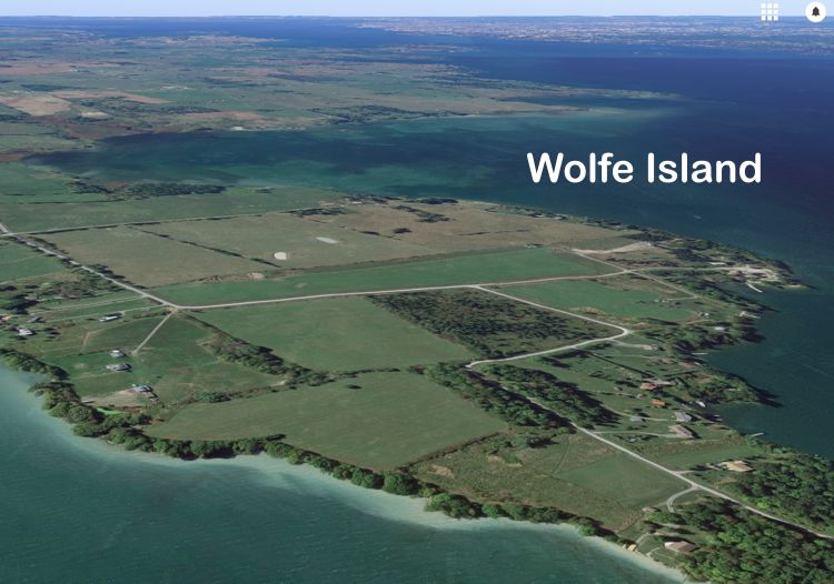 Lots For Sale On Wolfe Island